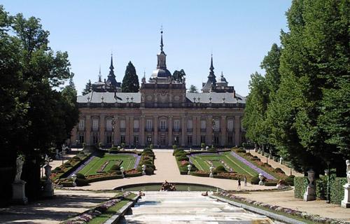 El Palacio de La Granja de San Ildefonso (Segovia) es un lugar de interés cerca de Rascafria