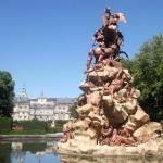 El Palacio de La Granja (Segovia) es un lugar de interés cerca de Rascafria