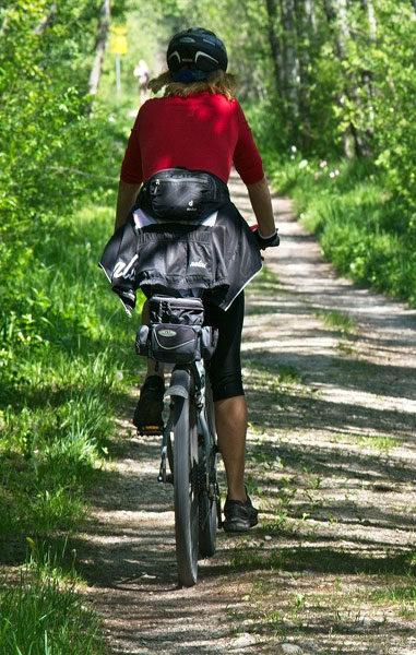 Rutas en bicicleta por Rascafría